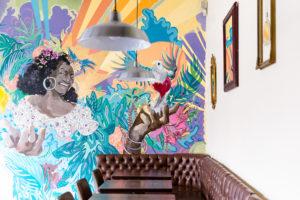 ChristinaChandra.com - main street vancouver restaurant tocador