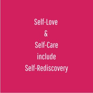 Self-Care by christinachandra.com