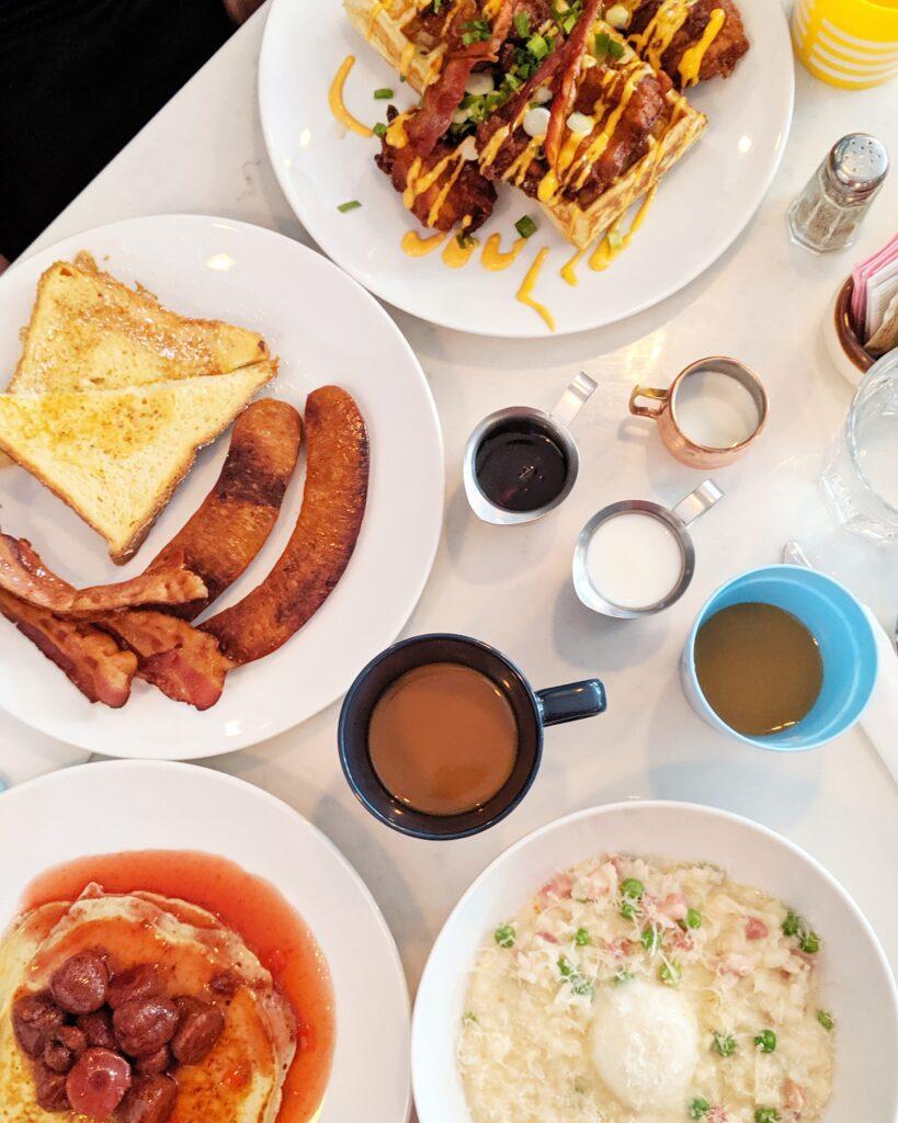 Vancouver Brunch at Egg & Co - ChristinaChandra.com