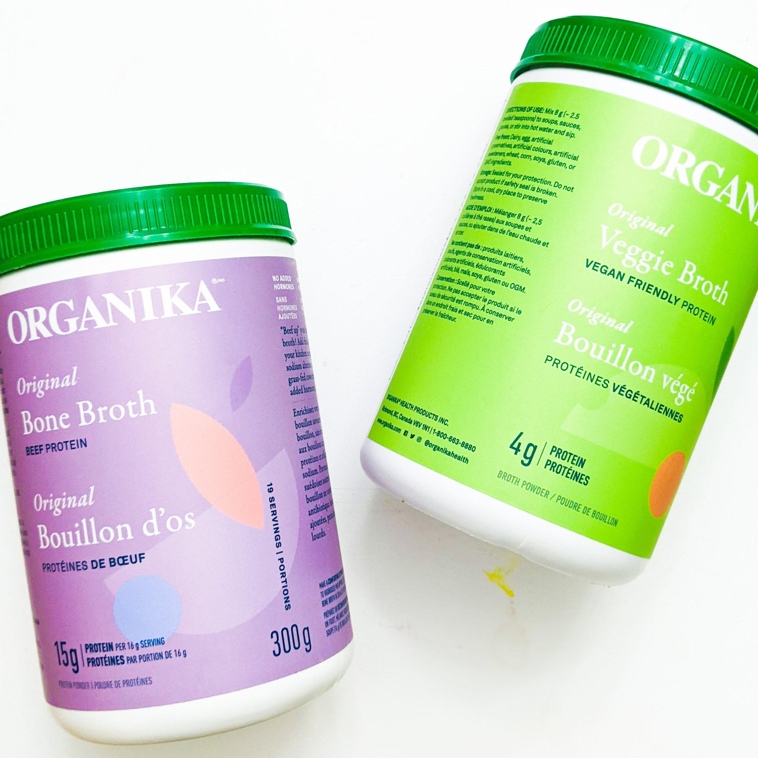 organika bone broth