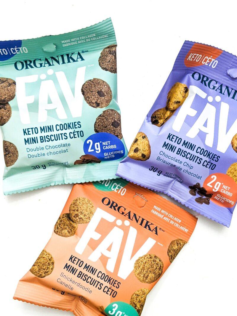 organika collagen cookies